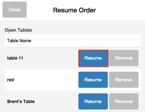 Resume cover letter restaurant manager
